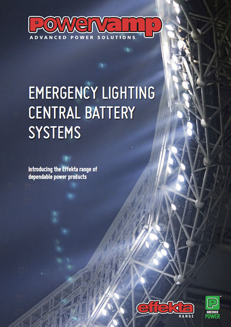 Emergency Lighting Brochure
