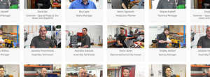Powervamp staff