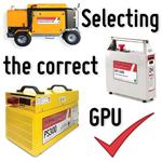 Selecting the correct GPU