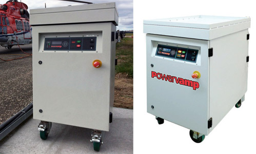 Airport Suppliers - Press Release - Powervamp Ltd - Airport AC and
