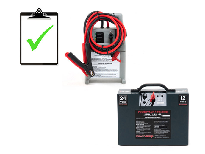 Selecting The Correct Battery Jump Starter