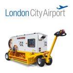 London City Airport UK
