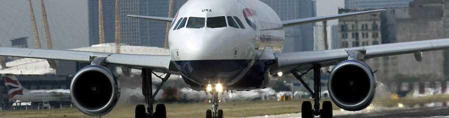 Powervamp's 'Anti-pollution' Ground Power at London City Airport - LCA image