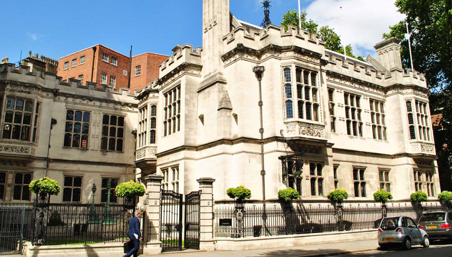 Reducing Energy Consumption at Two Temple Place