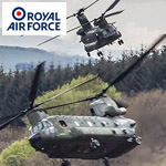 Major Energy Saving Exercise at RAF Spadeadam