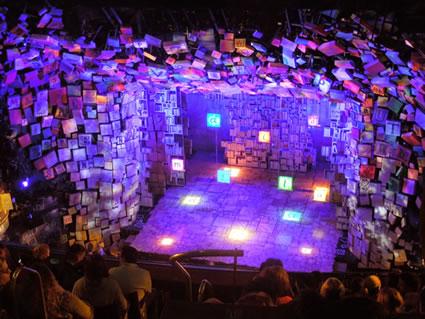 Theatre In Need Of Emergency Lighting Powervamp Ltd