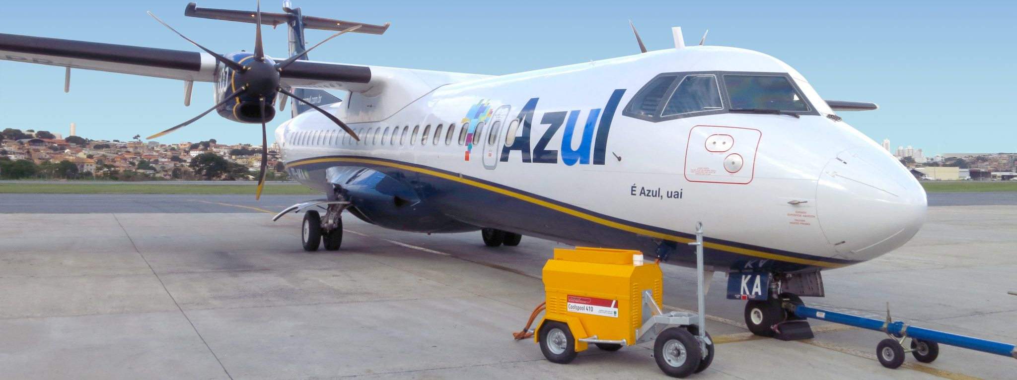 AZUL Aeroplane