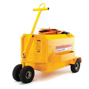 Coolspool 260 <br/> <small> 28V DC Battery Ramp Cart </small>