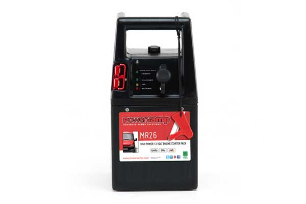 MR26 <br/><small>12V Professional Jump Start Pack</small>