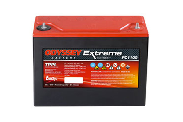 Odyssey PC1100 Battery<br/><small>43Ah Drycell Battery</small>