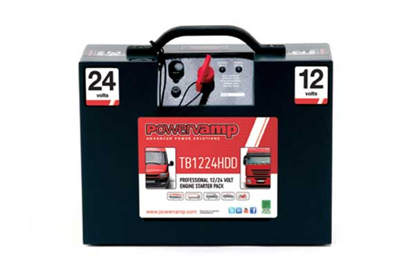 TB1224HDD <br/><small>12/24V Jump Start Pack</small>