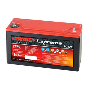 ODYSSEY PC370 BATTERY