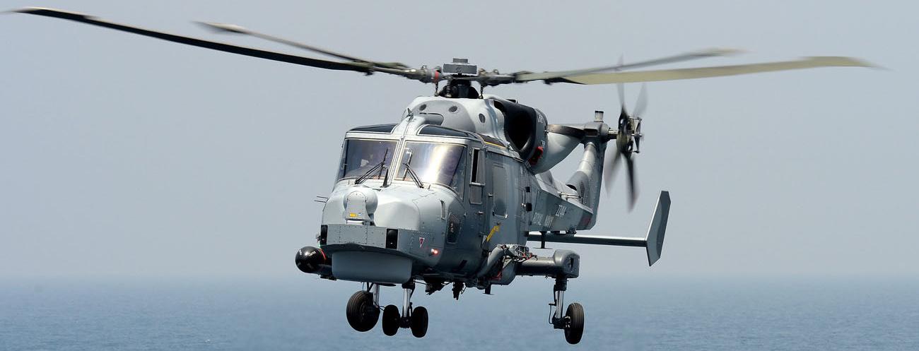 WildCat Trials on HMS DUNCAN