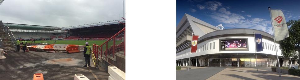 Stadium images