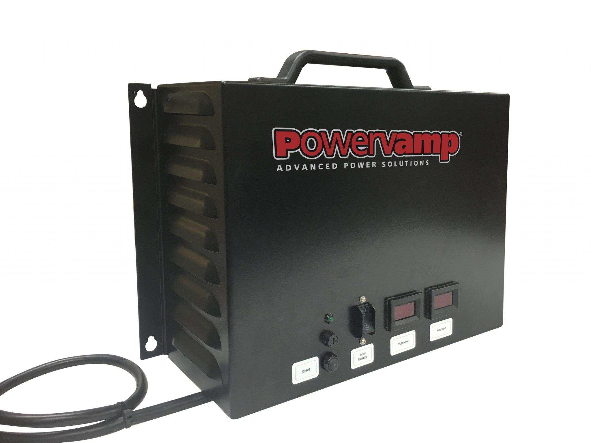 PS12-200 <br/> <small>Lightweight 10V-14V DC Power Supply</small>