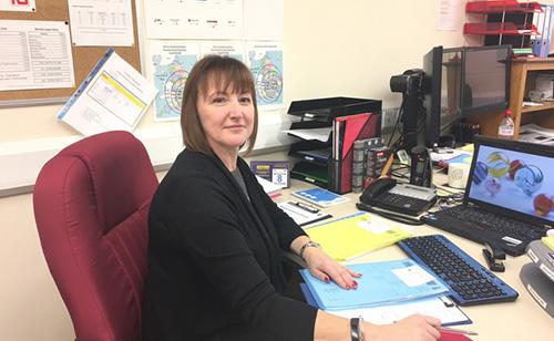 Nicola Hunt - Sales Administrator