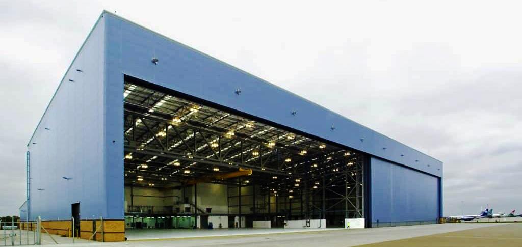 RAF hangar
