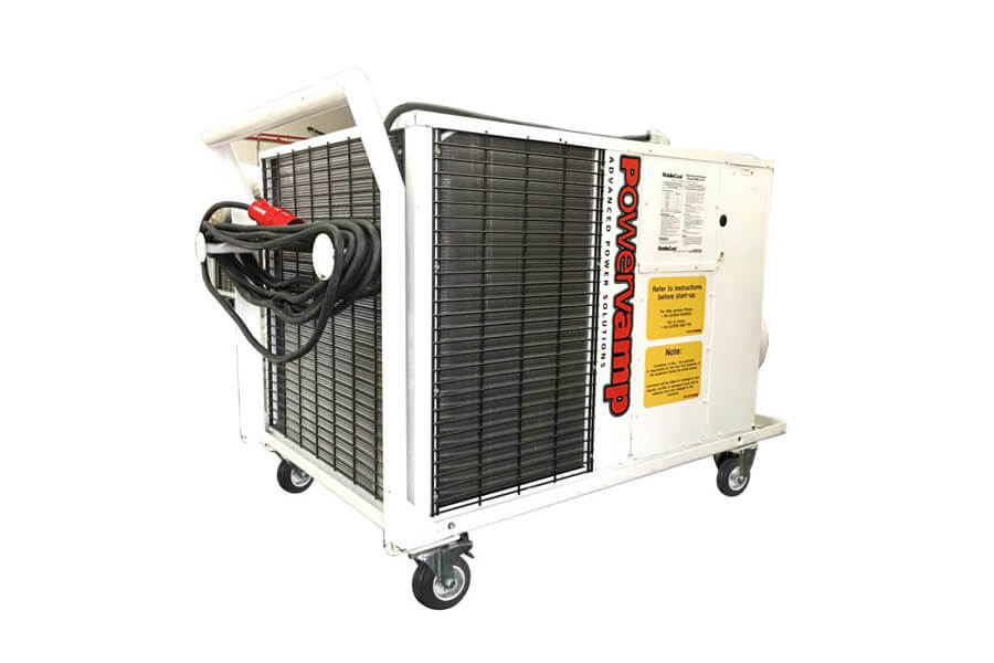Coolers3 Tonne Portable Air-Conditioning Unit | Powervamp