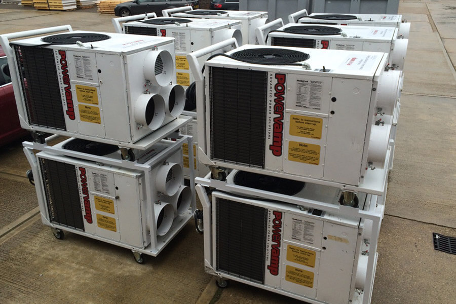 Powervamp coolers