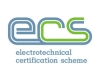 Electotechnical Certification Scheme logo