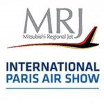 MRJ International Paris Air Show