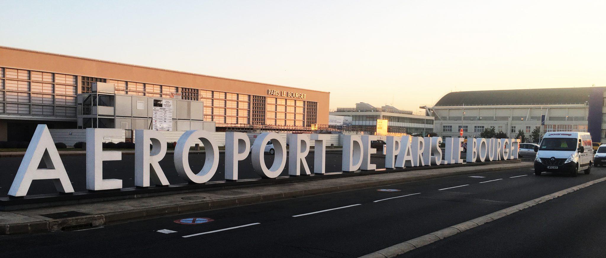 Aeroport in Paris