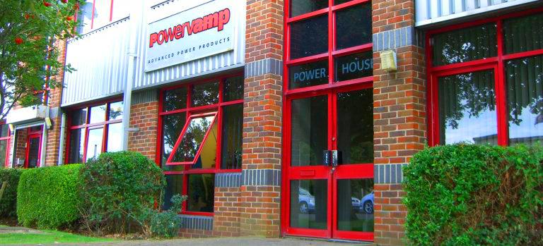 Powervamp office