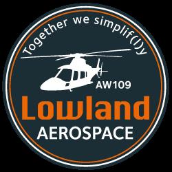 Lowland Aerospace logo