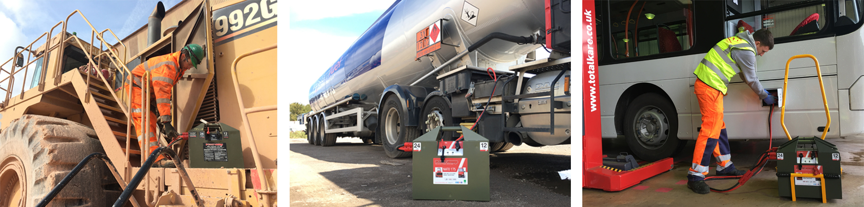 Nato 200 is currently used in plant, commercial and transport industries