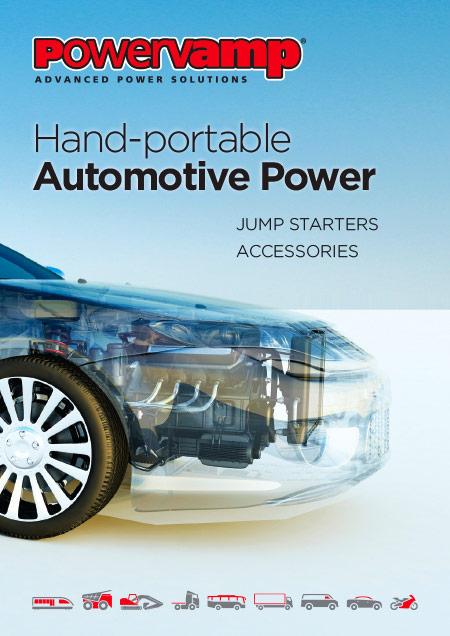 Hand-portable Automotive Power Brochure