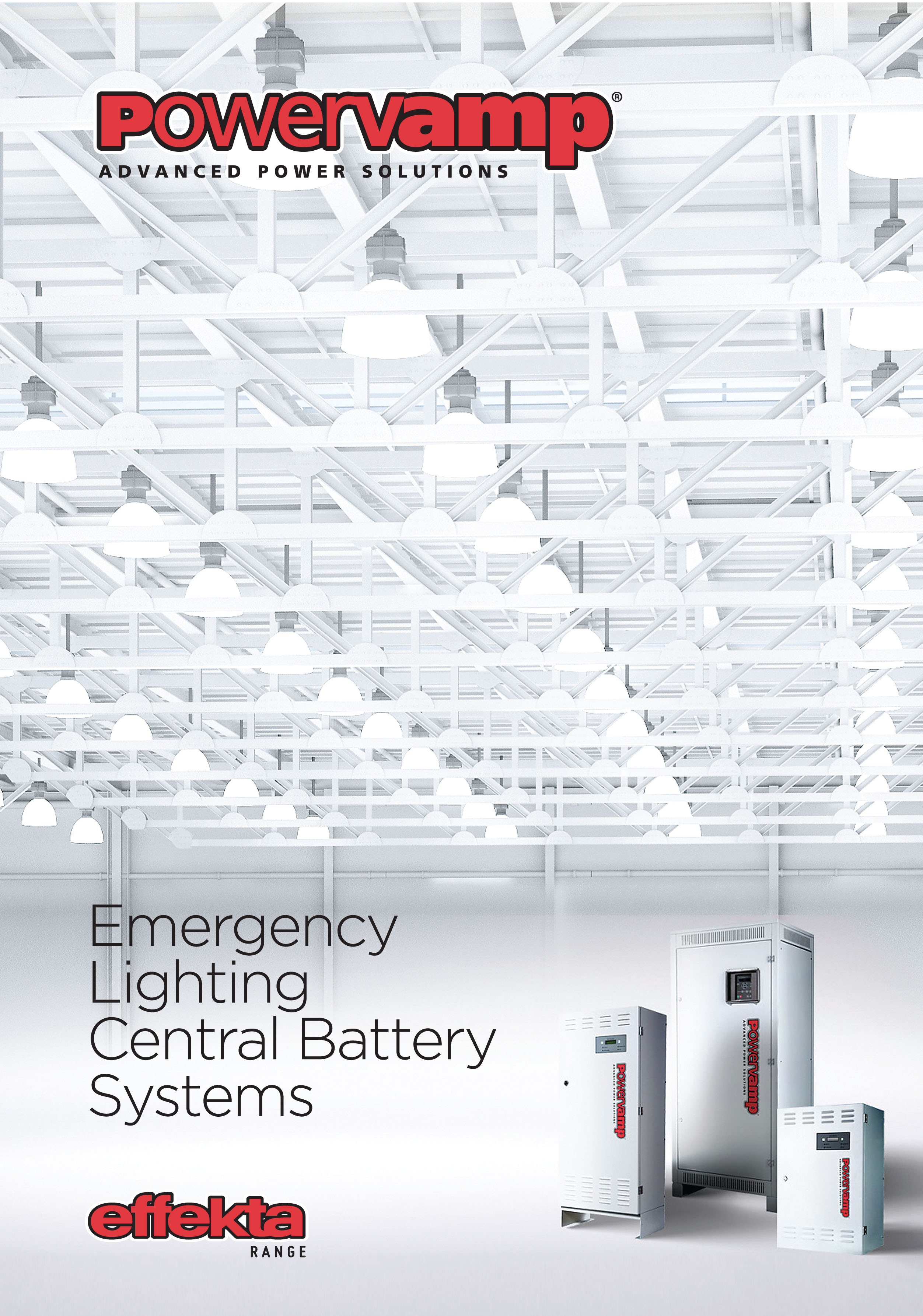 EF20 CBS Output Central Battery System