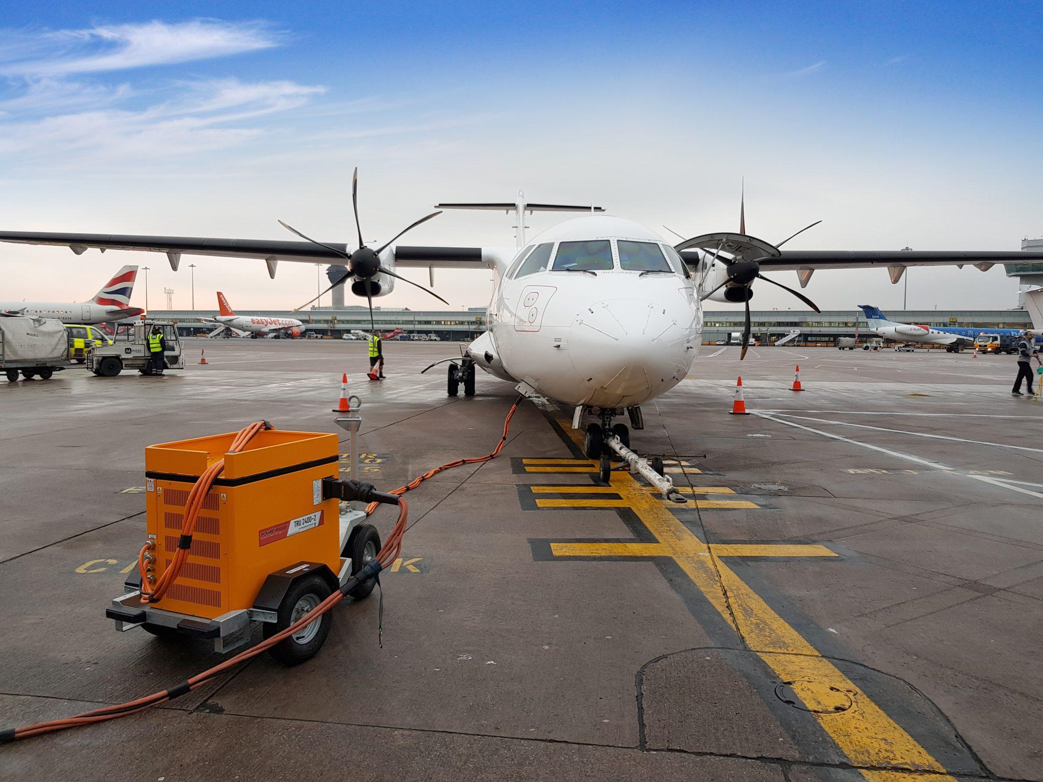 TRU2400 Bristol Airport