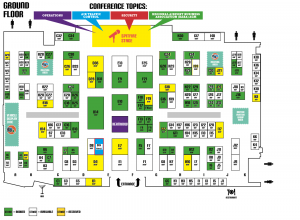 Expo floorplan