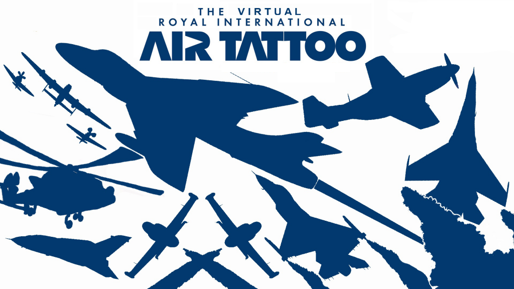 Air tattoo logo