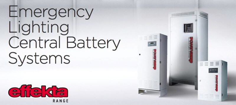 Emergency Lighting Central Battery Systems