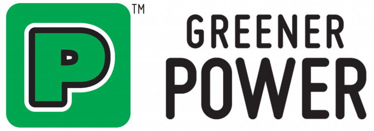 Greener Power logo