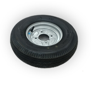 Powervamp spare wheel for coolspool410 and hybrid300