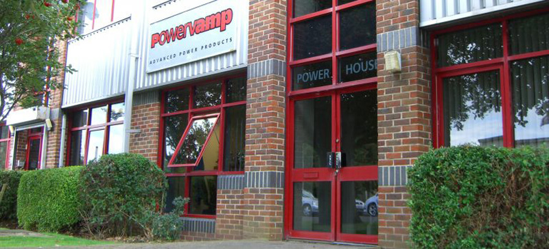 Powervamp office