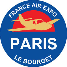 France Air Expo Paris Logo