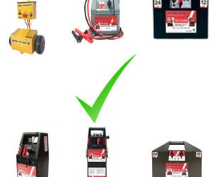 Selecting the correct battery jump starter UK
