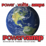 Powervamp global logo