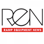 REN - ramp equipment news logo