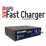 Powervamp launch GPU Fast Charger