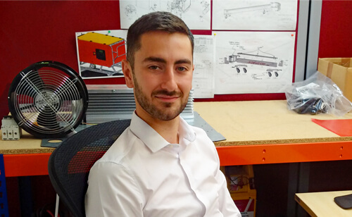 Tom Clarke - CAD Design Engineer