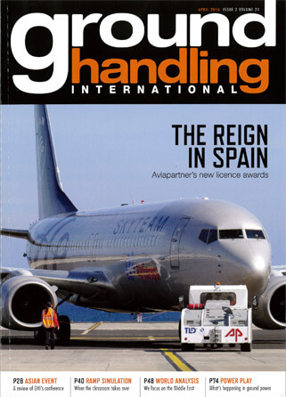 ground handling international