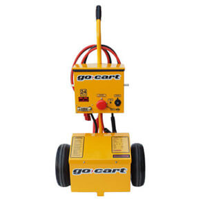 Go-Cart <br/> <small>24V Ultra-Powerful Start Cart</small>