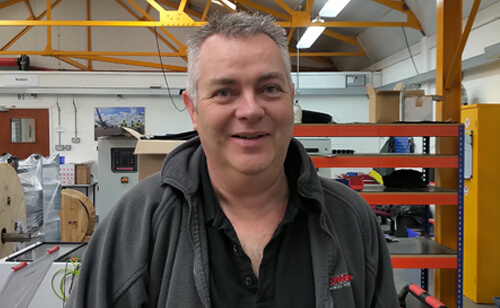 Mark Thornton - Electromechanical Technician