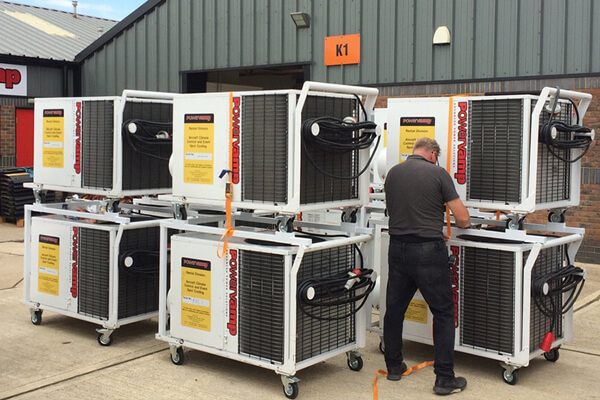 Coolers - Lease and Rental UK