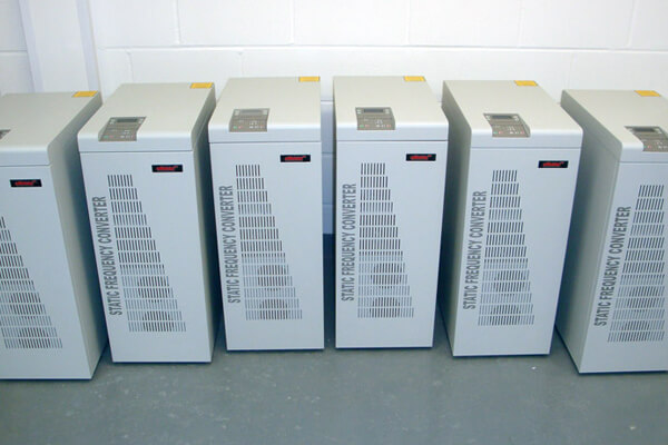 Static Frequency Converters - Lease and Rental
