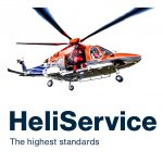 Heliservice logo - the highest standards